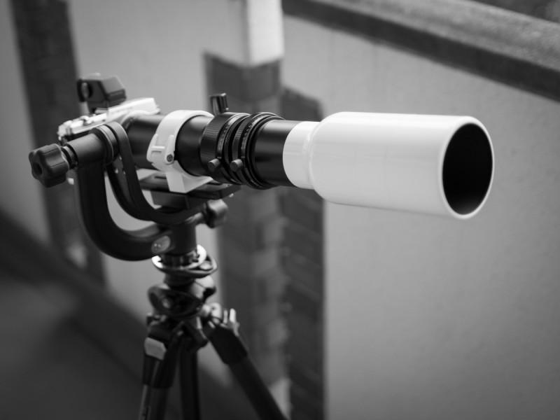 月の撮影機材