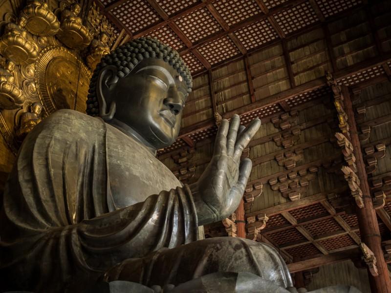 盧舎那仏像(るしゃなぶつぞう)